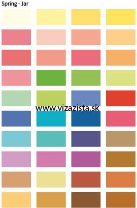 90fa0f2c1fc9 Jarný-typ-farby-základná-paleta - Vizazista.sk