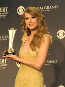 Jarné typy - Svetlá jar, Taylor Swift