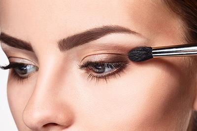 denné líčenie oči makeup