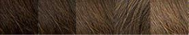 stredne tmavé vlasy
