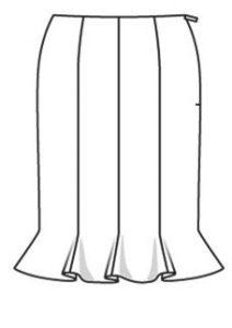 zoštíhľujúci-strih-sukne