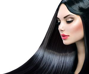 čierne vlasy-poradenstvo účesu a farby vlasov